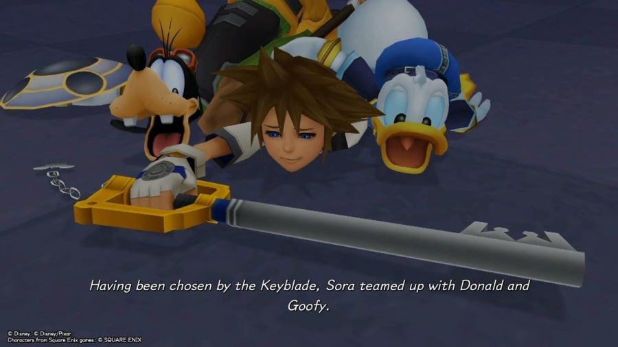 Kingdom Hearts: Melody of Memory Review - Screenshot 1 of 7