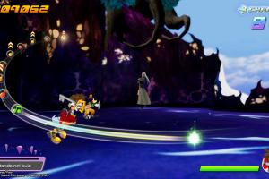 Kingdom Hearts: Melody of Memory Screenshot