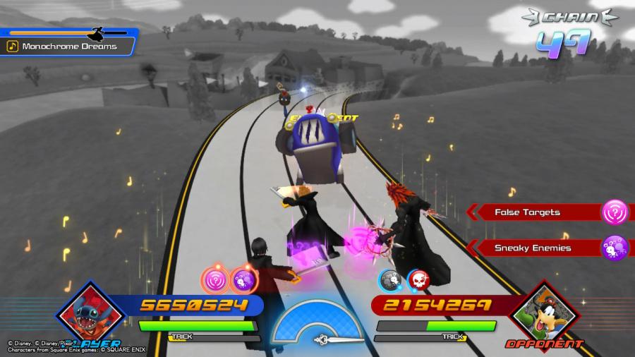 Kingdom Hearts: Melody of Memory Review - Screenshot 1 of 6