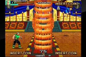 Arcade Archives Zero Team Screenshot