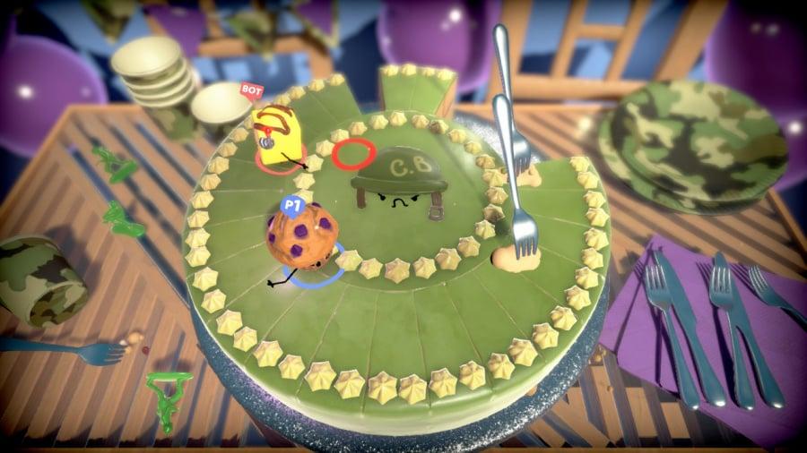 Cake Bash Review - Screenshot 1 of 4