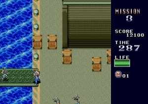 Wolf of the Battlefield: MERCS Review - Screenshot 2 of 2