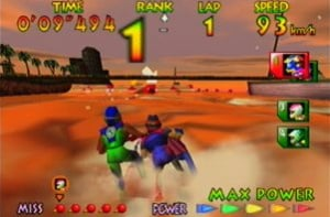 Wave Race 64 Review - Screenshot 5 of 5
