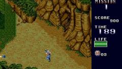 Wolf of the Battlefield: MERCS Screenshot