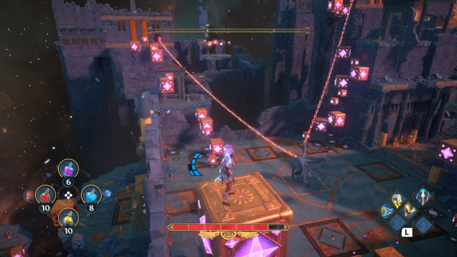 Immortals Fenyx Rising Review - Screenshot 1 of 5