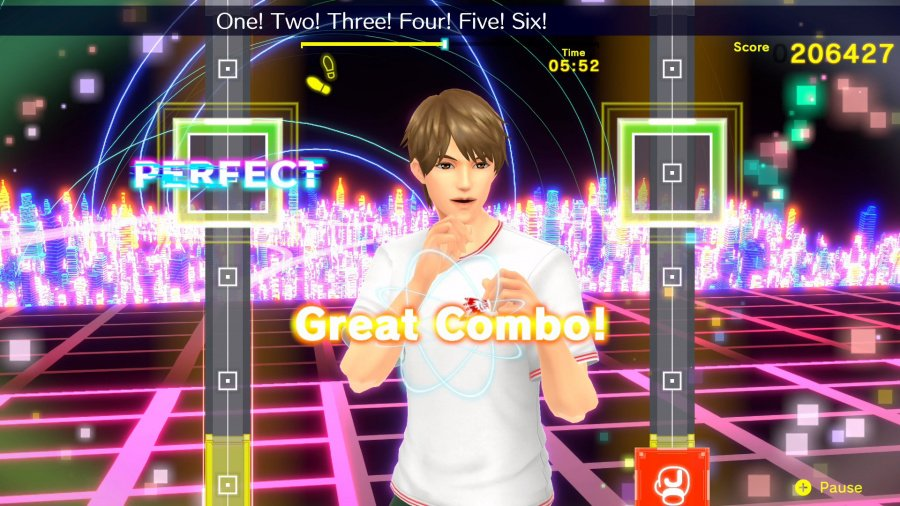 Fitness Boxing 2: Rhythm & Exercise Review - Screenshot 1 of 6