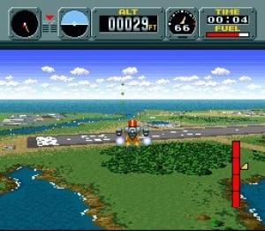 Pilotwings Review - Screenshot 1 of 3