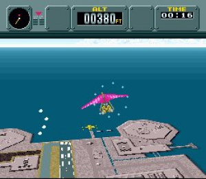 Pilotwings Review - Screenshot 3 of 6