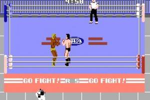 Pro Wrestling Screenshot