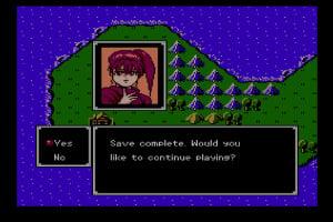Fire Emblem: Shadow Dragon & the Blade of Light Screenshot