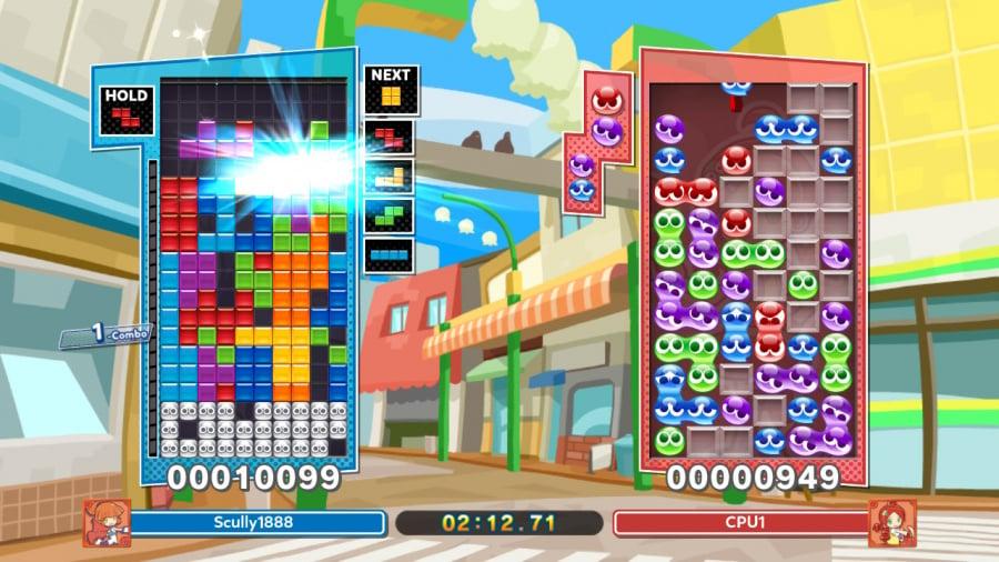 Puyo Puyo Tetris 2 Review - Screenshot 1 of 5