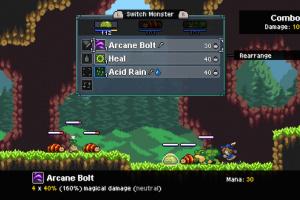 Monster Sanctuary Screenshot