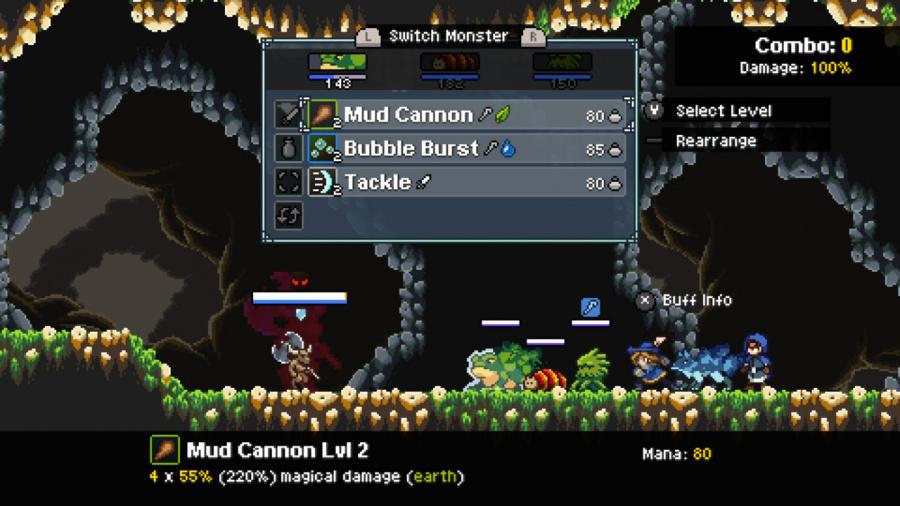 Monster Sanctuary Review - Screenshot 1 of 3