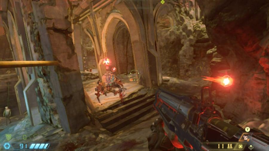 DOOM Eternal Review - Screenshot 1 of 6