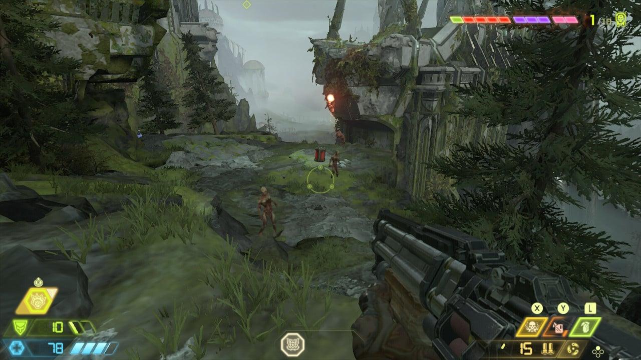 DOOM Eternal (Switch eShop) Screenshots