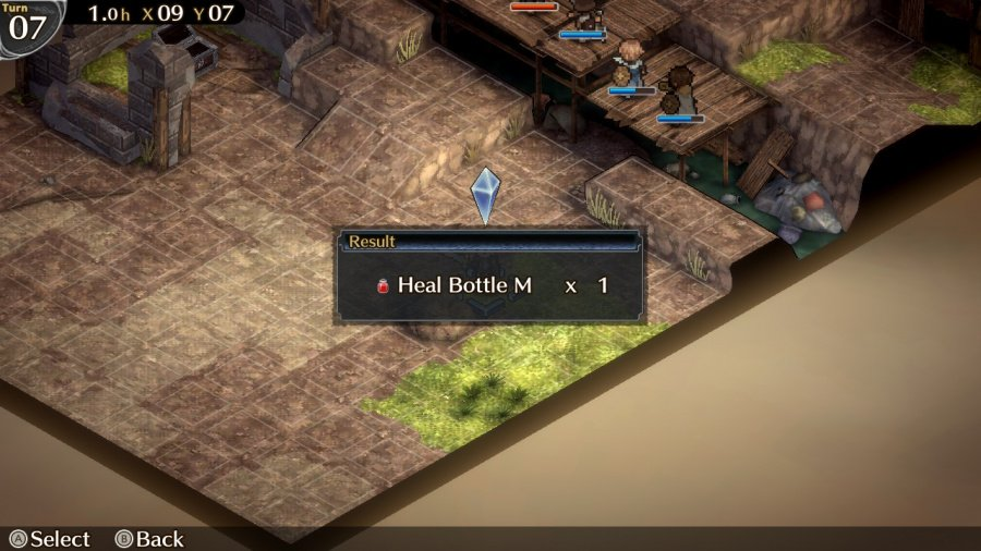 Mercenaries Blaze: Dawn of the Twin Dragons Review - Screenshot 1 of 4