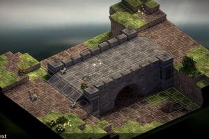 Mercenaries Blaze: Dawn of the Twin Dragons Screenshot