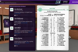 Football Manager 2021 Touch Screenshot