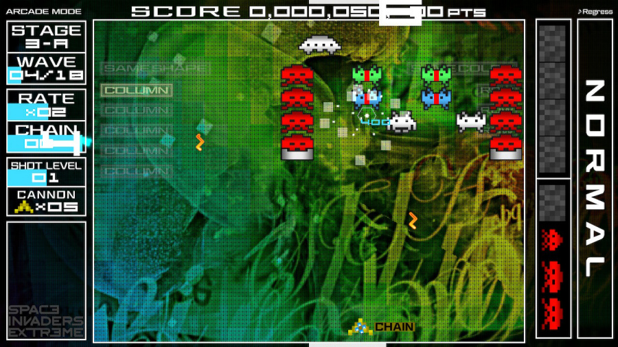 Space Invaders Forever Review - Screenshot 1 of 3