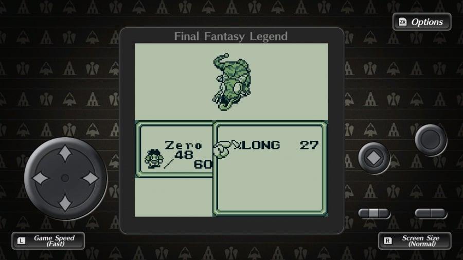 Collection of SaGa Final Fantasy Legend Review - Screenshot 1 of 4