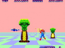 Space Harrier Screenshot