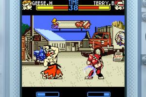 Fatal Fury First Contact Screenshot
