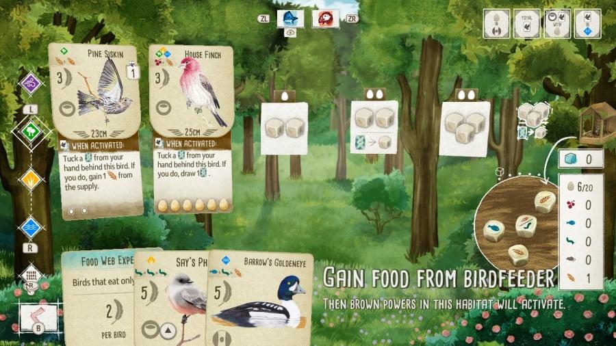 Wingspan Review - Screenshot 1 of 5