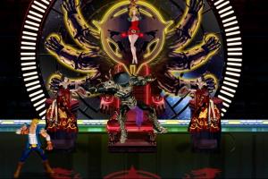 Double Dragon Neon Screenshot