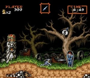 Super Ghouls 'n Ghosts Review - Screenshot 1 of 3