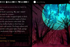 Werewolf: The Apocalypse - Heart of the Forest Screenshot