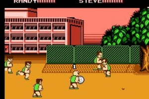 Super Dodge Ball Screenshot