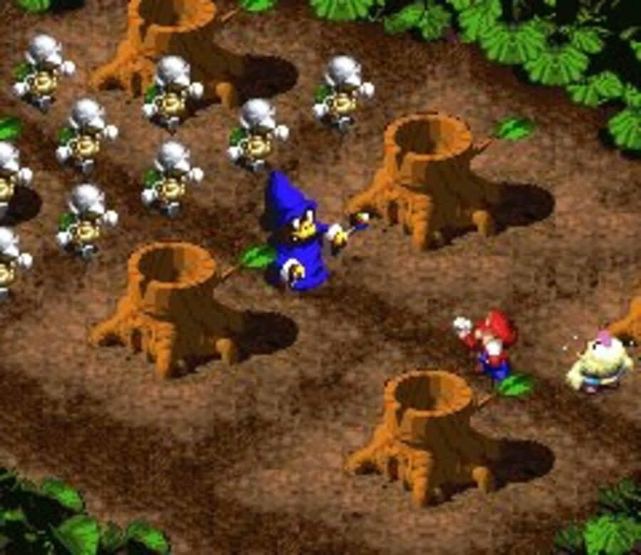 Super Mario RPG: Legend of the Seven Stars Screenshot