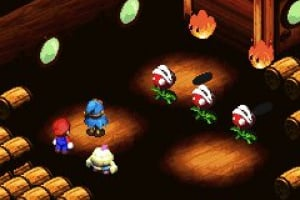 Super Mario RPG: Legend of the Seven Stars (SNES / Super