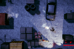 The Hong Kong Massacre Screenshot
