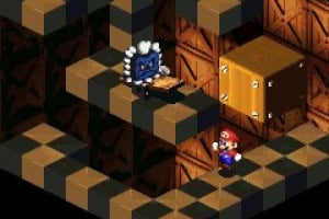 Super Mario RPG: Legend of the Seven Stars Screenshot