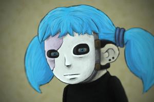 Sally Face Screenshot