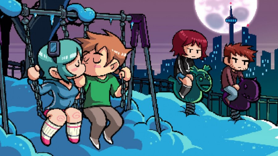Scott Pilgrim vs. The World: The Game - Complete Edition Review - Screenshot 1 of 5