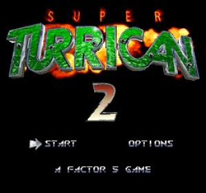 Super Turrican 2 Review - Screenshot 1 of 4