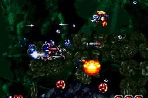 Super Turrican 2 Screenshot