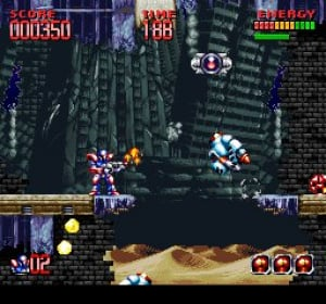 Super Turrican 2 Review - Screenshot 3 of 4