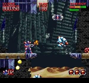 Super Turrican 2 Review - Screenshot 2 of 4