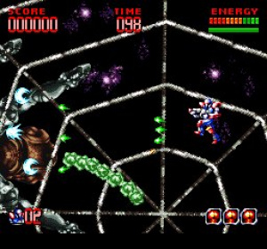 Super Turrican 2 Review - Screenshot 4 of 4