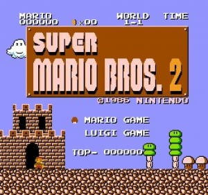Super Mario Bros.: The Lost Levels Review - Screenshot 2 of 4