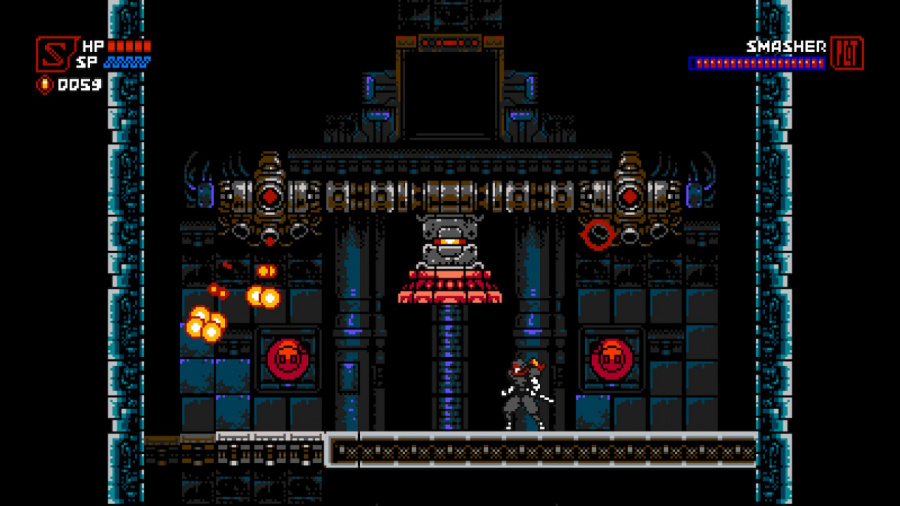 Cyber Shadow Review - Screenshot 1 of 4