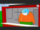 Strong Bad Episode 1 - Homestar Ruiner Screenshot