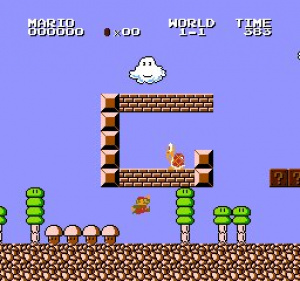 Super Mario Bros.: The Lost Levels Review - Screenshot 1 of 3