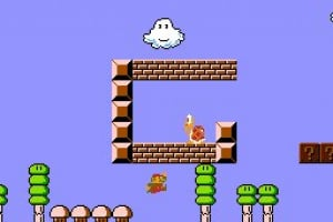 Super Mario Bros.: The Lost Levels Screenshot