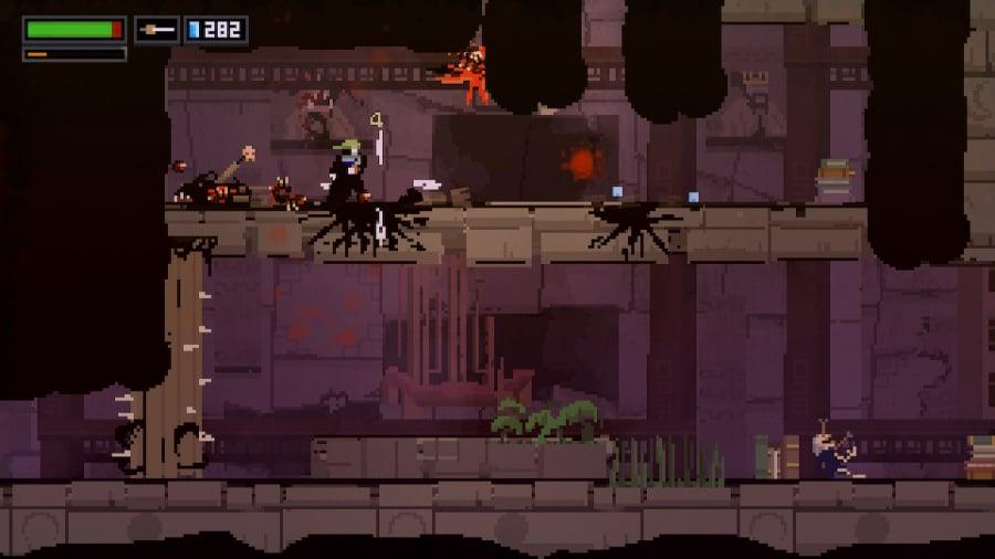 Olija Review - Screenshot 1 of 5