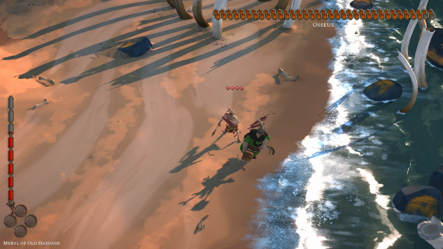 Gods Will Fall Review - Screenshot 1 of 8