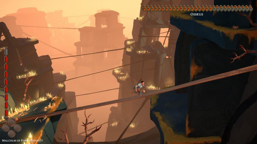 Gods Will Fall Review - Screenshot 1 of 7